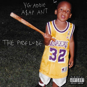 "Physical Copy of ""The Prelude"" Signed by A$AP Ant"
