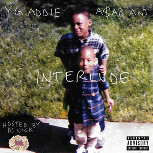 "Physical Copy of ""The Interlude"" Signed by A$AP Ant"