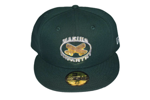Marino Infantry x New Era Fitted (Green)