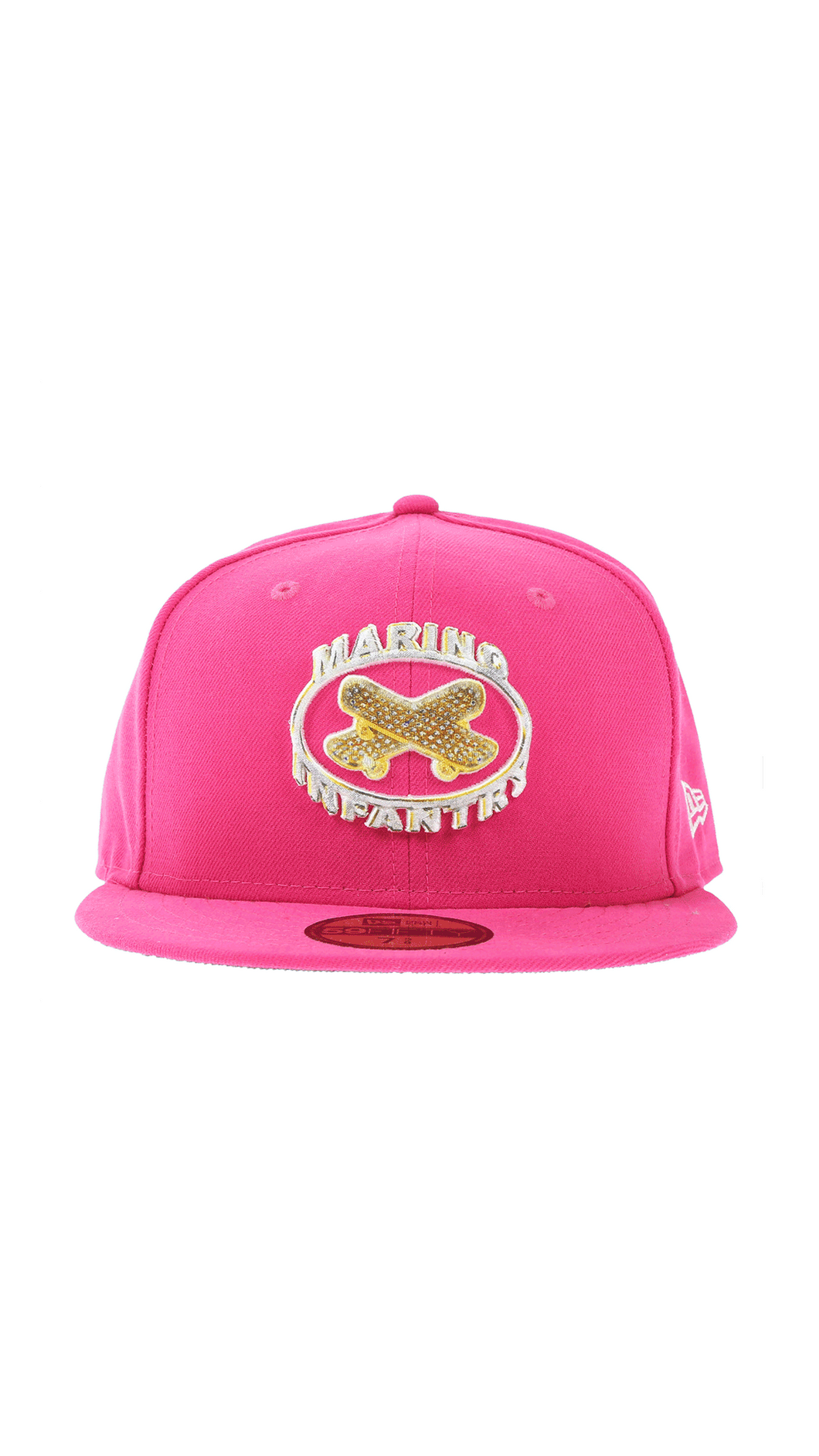 Marino Infantry x New Era Fitted (Pink)