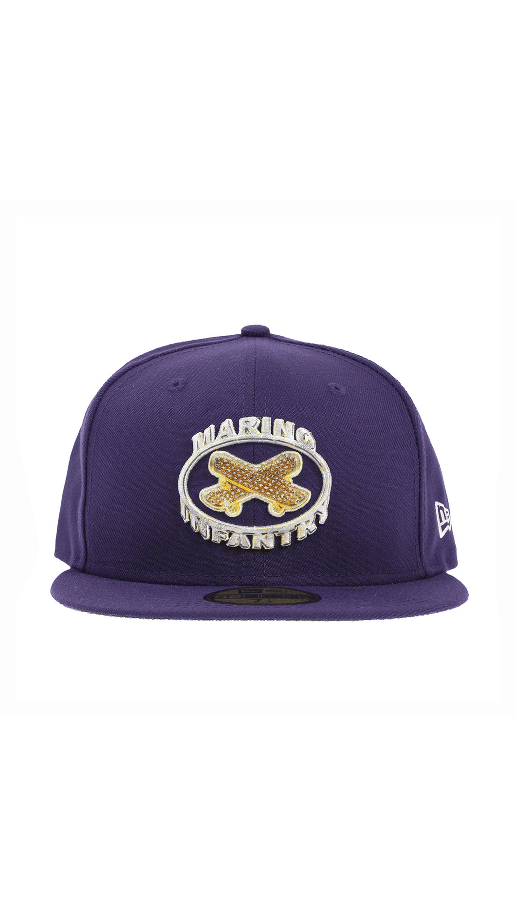 Marino Infantry x New Era Fitted (Purple)