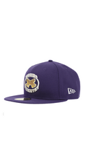 Load image into Gallery viewer, Marino Infantry x New Era Fitted (Purple)