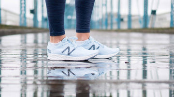 Tips for Running in the Rain