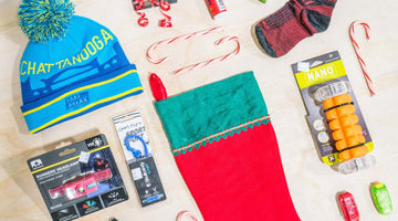 TOP 5 STOCKING STUFFERS FOR RUNNERS