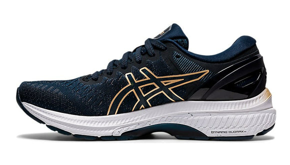 Womens Asics Gel-Kayano 27  French Blue/Champagne