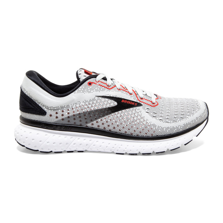 Mens Brooks Glycerin 18  Grey/Black/Red(094)