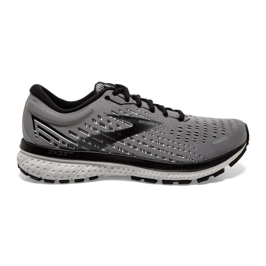 Mens Brooks Ghost 13  Primer Grey/Pearl/Black(040) (2E)