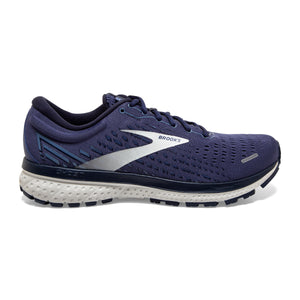 Mens Brooks Ghost 13  Deep Cobalt/Grey/Navy(467)