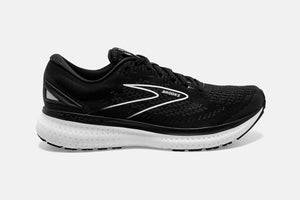 Mens Brooks Glycerin 19  Black/White(068)