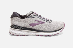 Womens Brooks Adrenaline GTS 20 Grey/White/Valerian (030)