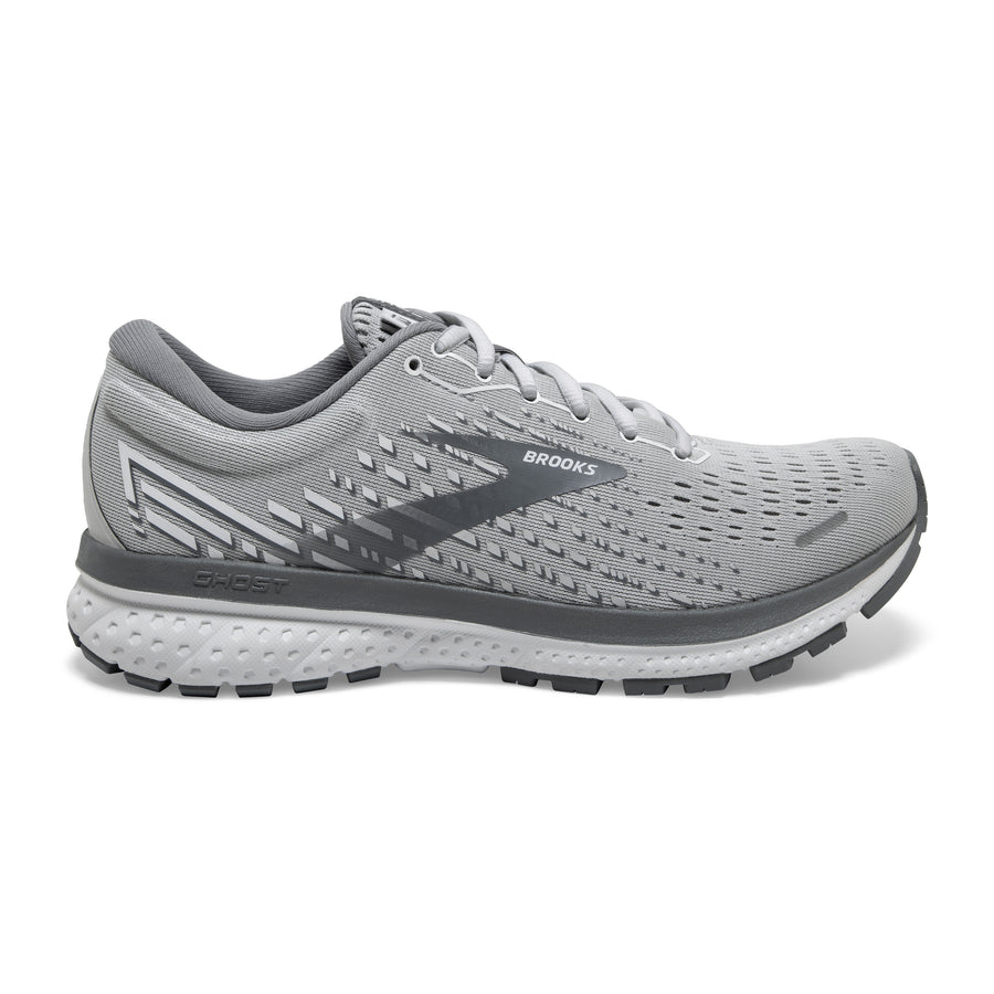Womens Brooks Ghost 13  Alloy/Oyster/White (051)