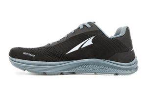 Mens Altra Torin Plush 4.5 Black/Steel