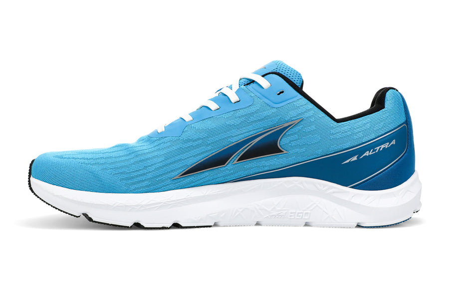 Mens Altra Rivera    Light Blue