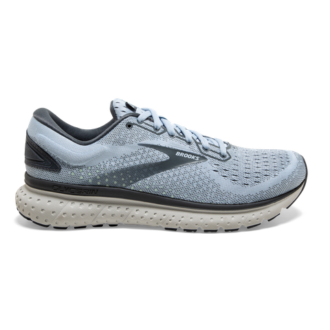 Womens Brooks Glycerin 18  Kentucky/Turbulence/Grey(073)