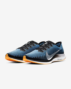 Nike Zoom Pegasus Turbo 2  Black/White-University Blue(009)