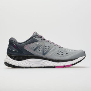 New Balance W840v4 (D) Cyclone/Poisonberry (GO)