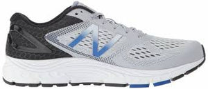 Mens New Balance  M840v4 (2E) Silver/Blue (GB)