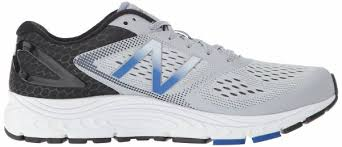 New Balance M840v4 (2E) Silver/Blue (GB)