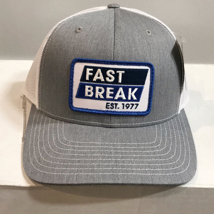 Fast Break Patch Trucker