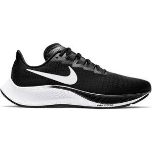 Womens Nike Air Zoom Pegasus 37 Black/White (002)