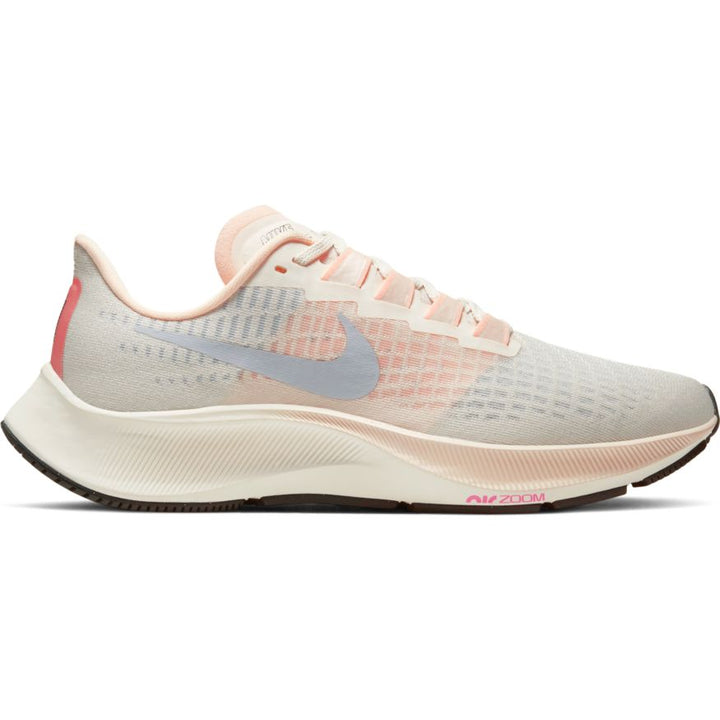 Womens Nike Air Zoom Pegasus 37  Pale Ivory/Ghost(102)