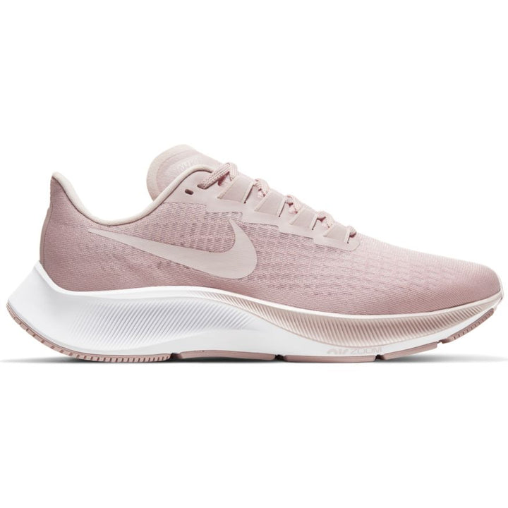 Womens Nike Air Zoom Pegasus 37 Champagne/Barely Rose-White (601)
