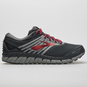 Brooks Beast 18 Grey/Maroon (030)