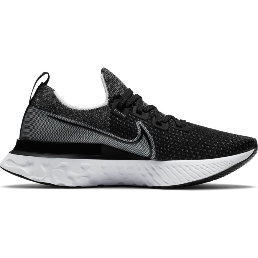 Mens Nike React Infinity Run FK Black/Black(012)