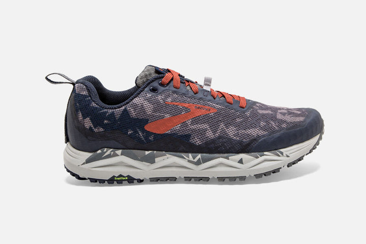 Brooks Caldera 3 Grey/Brick/Navy (096)
