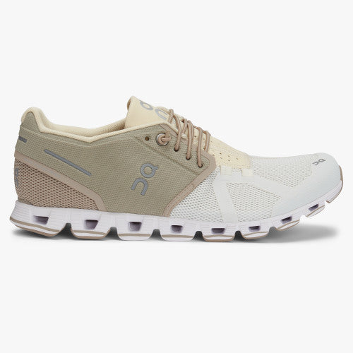 Womens ON Cloud 50/50 Sand/Snow
