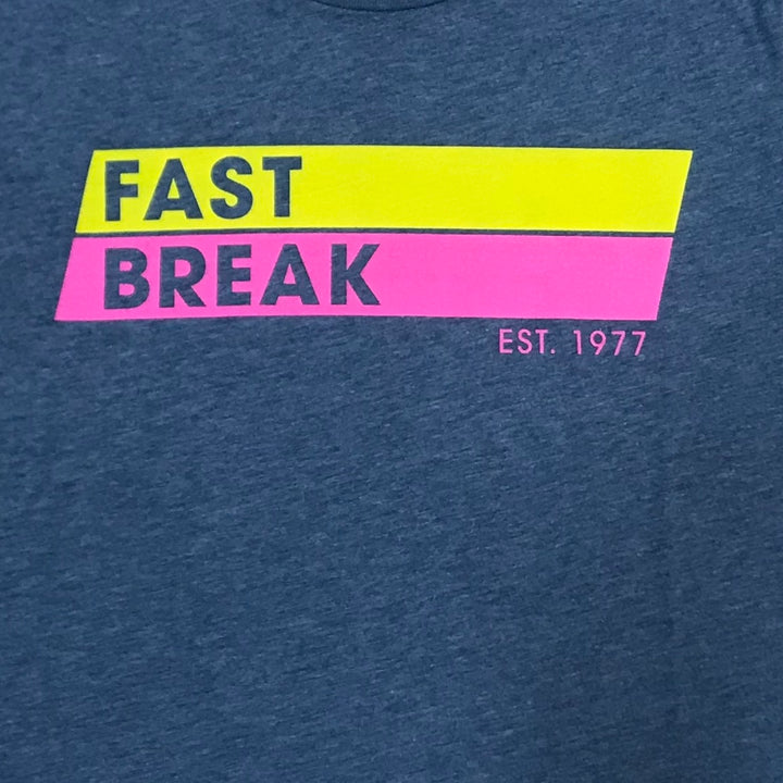 Fast Break Logo Shirt
