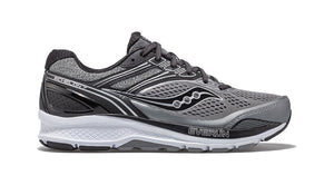 Saucony Echelon 7 Grey/Black (1) WIDE
