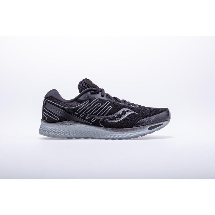 Mens Saucony Freedom 3 Blackout(35)