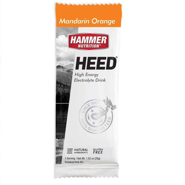 Hammer Nutrition HEED Electrolyte Drink Singles