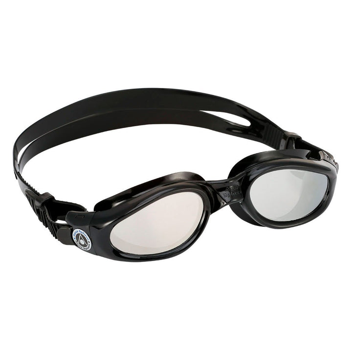 Aqua Sphere Kaiman Mirrored Lens Swim Goggles