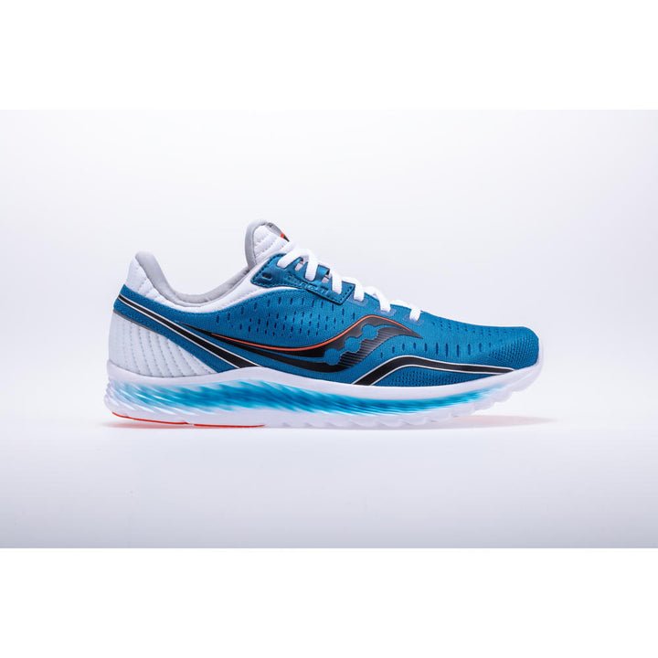 Mens Saucony Kinvara 11 Blue/Black(25)