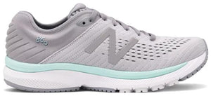 New Balance W860v10 Steel with Light Aluminum & Light Reef (P)