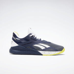 Mens Reebok Nano X  Vector Navy/White