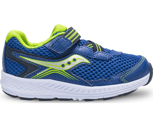 Kids Saucony Ride 10 Jr Blue/Navy