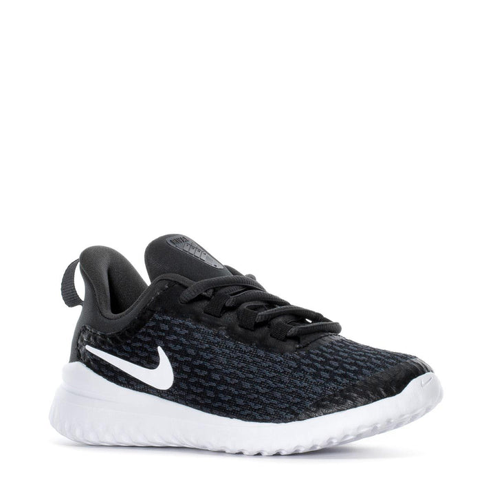 Kids Nike Rival Black/White