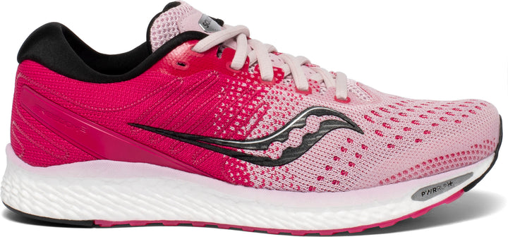 Womens Saucony Freedom 3  Blush/Berry (20)