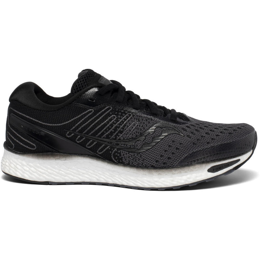 Womens Saucony Freedom 3  Black/White(40)