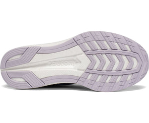Womens Saucony Freedom 4   Storm/Lilac