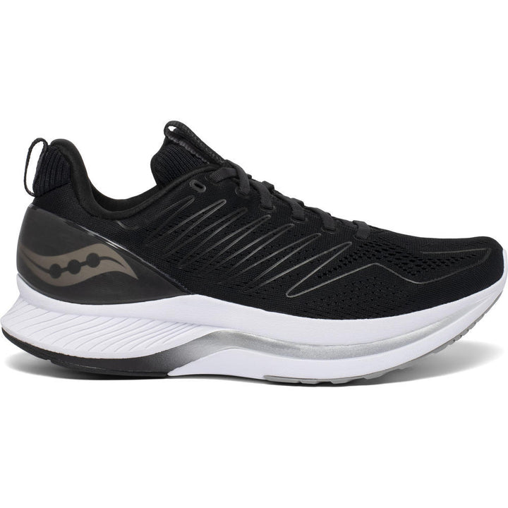 Mens Saucony Endorphin Shift  Black/white