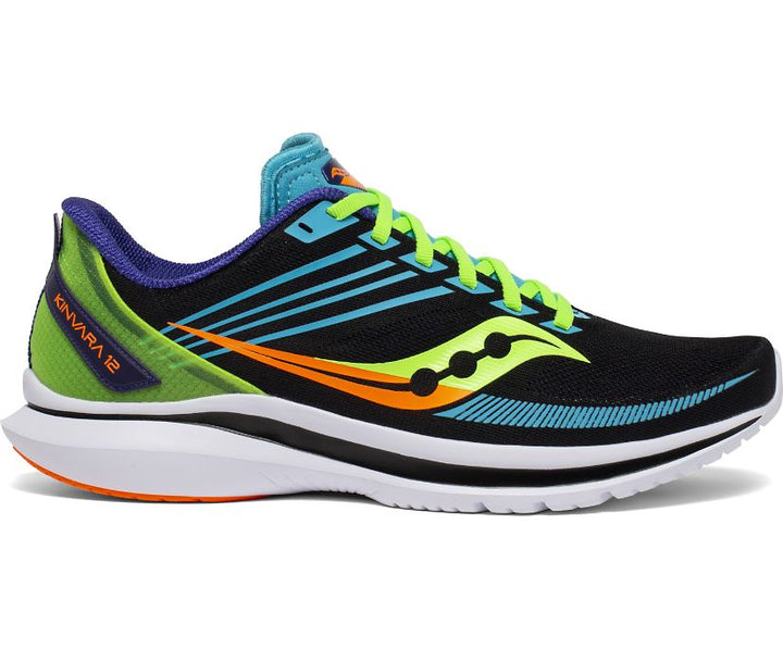 Mens Saucony Kinvara 12  Future Black
