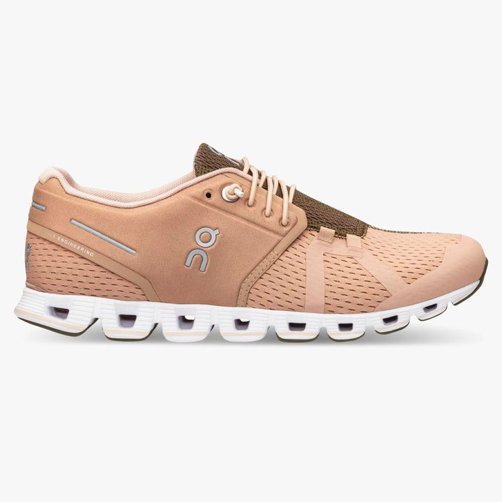Womens ON Cloud  Rosebrown/Camo