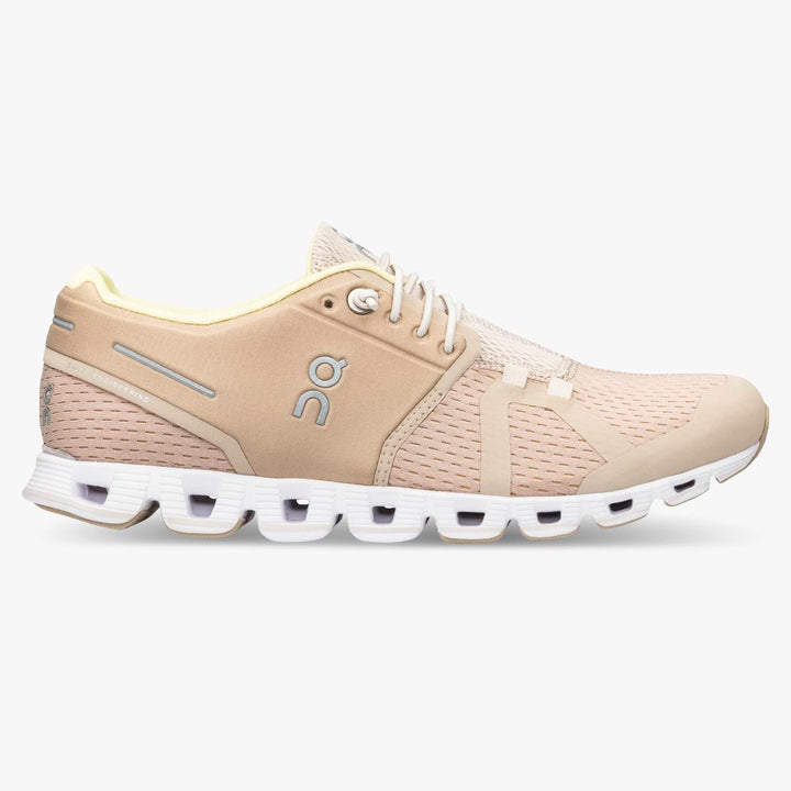 Womens ON Cloud   Sand/Pearl