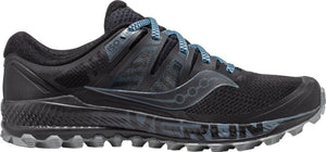 Saucony Peregrine ISO BLK/GRY (1)
