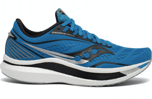 Mens Saucony Endorphin Speed   Cobalt/Silver