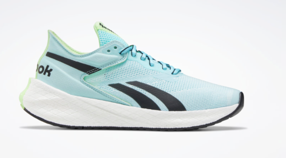Womens Reebok Floatride Energy Symmetros  Digital Glow/Chalk Blue
